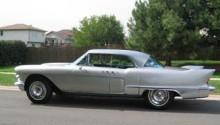 1957 Cadillac Eldorado Brougham Sedan
